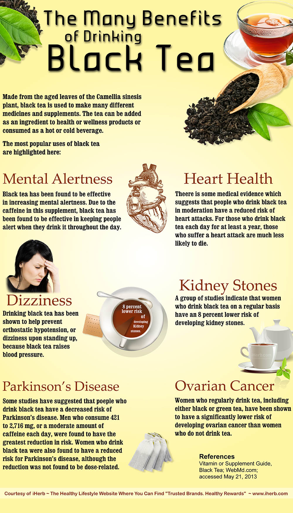10 EvidenceBased Health Benefits of Black Tea
