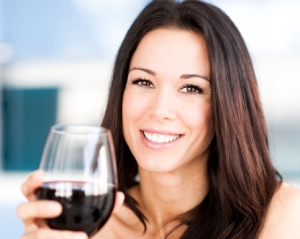 woman-drinking-wine-sheknowsdotcom